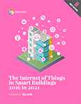 The internet of things in smart buildings 2016 to 2021