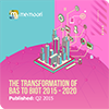 The Transformation of BAS into the Building Internet of Things 2015 to 2020